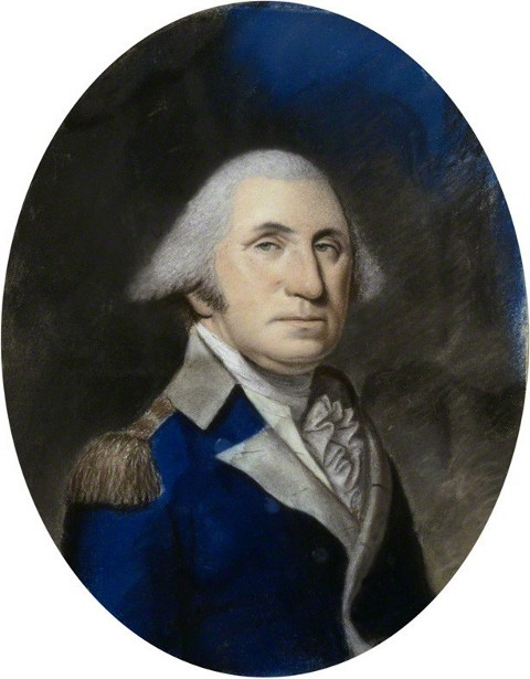 George Washington (after James Sharples)