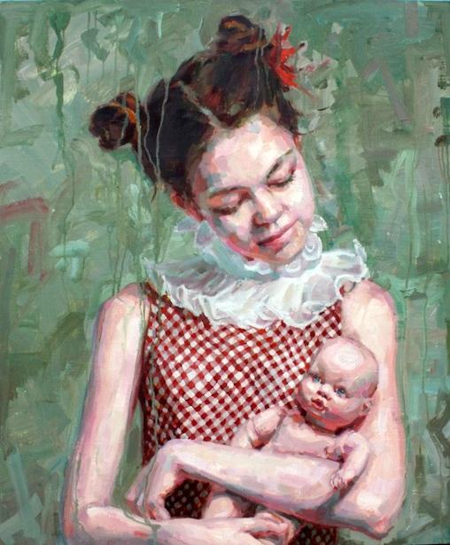 Girl With Babydoll