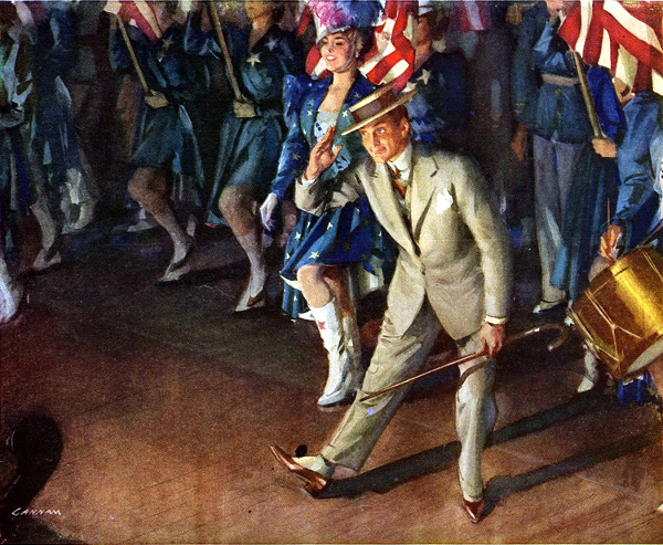 He Was Our Yankee Doodle Boy
