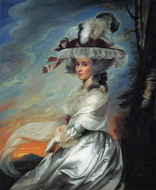 Mrs Daniel Denison Rogers (Abigail Bromfield)