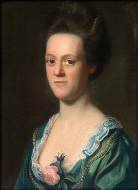 Mrs. Ebenezer Storer Jr. (Elizabeth Green)