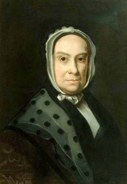 Mrs. Ebenezer Storer (Mary Edwards)