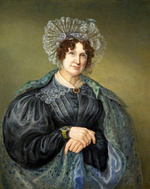 Mrs. Ellen Sharples (The Artist's Mother)