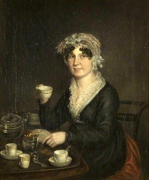 Mrs. Ellen Sharples