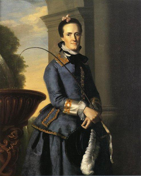 Mrs. Epes Sargent II (Catherine Osborne)