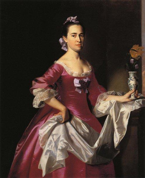 Mrs. George Watson (Elizabeth Oliver)