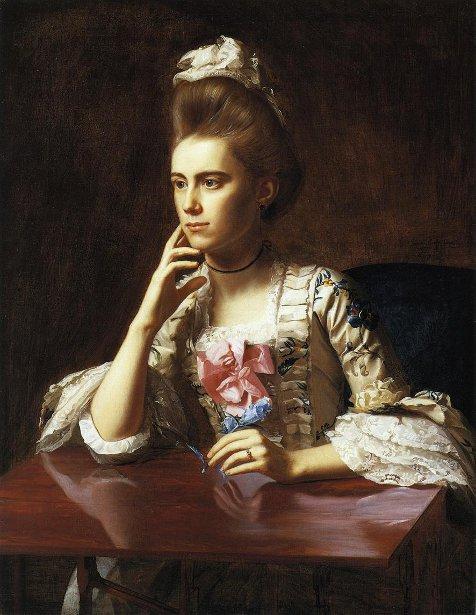 Mrs. Richard Skinner (Dorothy Wendell)