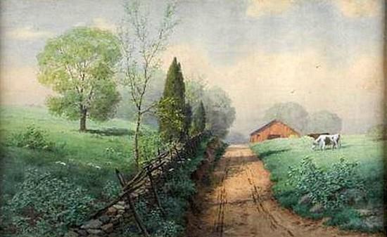 Spring At Loundon