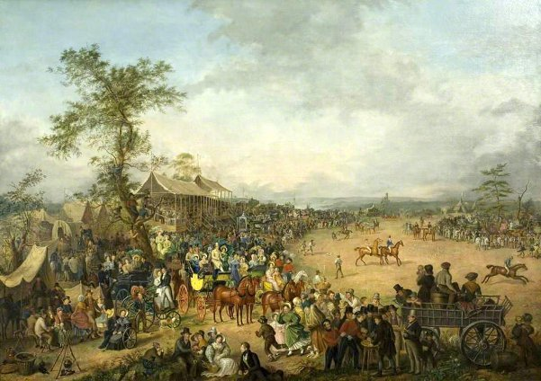 The Clifton Racecourse