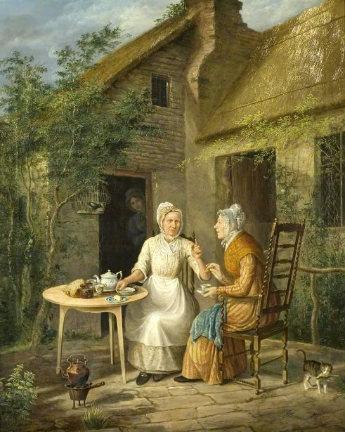 The Village Gossips