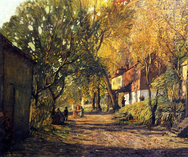 A Lane In New Hope