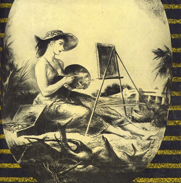 American Artist cover