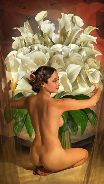 Flores Del Amor