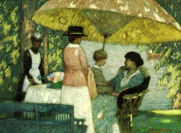 Under The Parasol