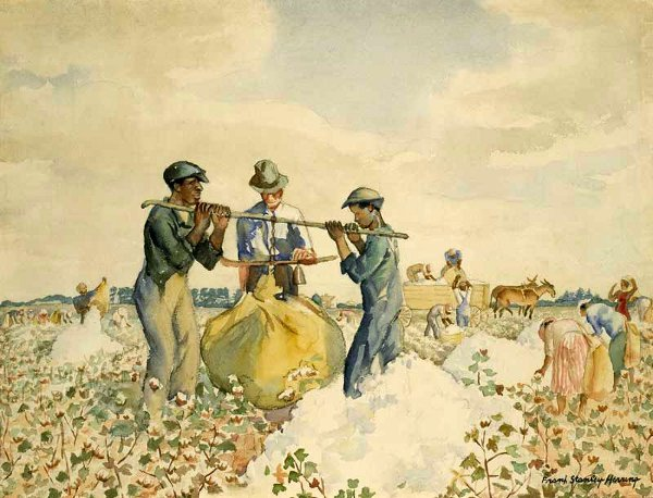 Weighting Cotton
