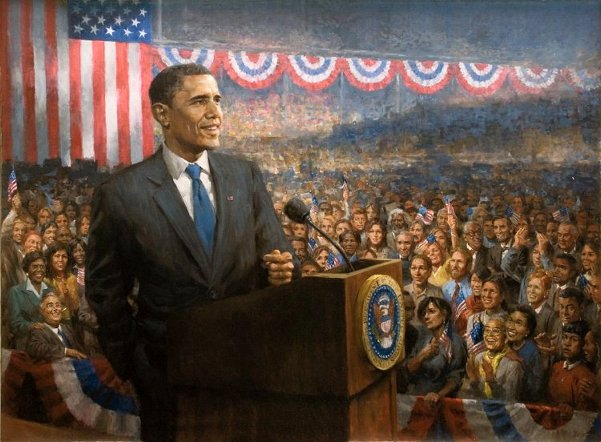 Change - The Acceptance Speech Of President Barack Obama