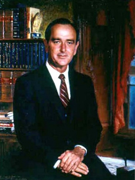 George Busbee, Governor Of Georgia