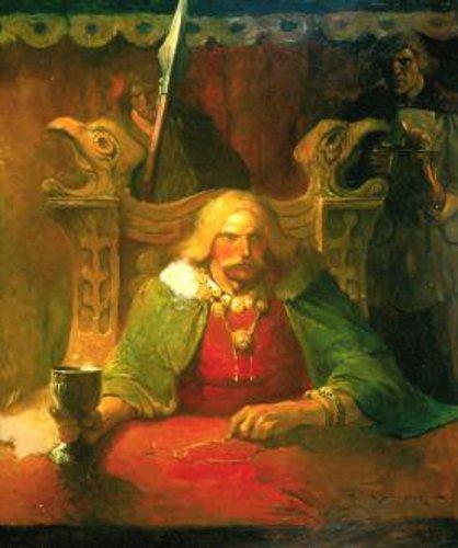 Ivanhoe - Cedric The Saxon