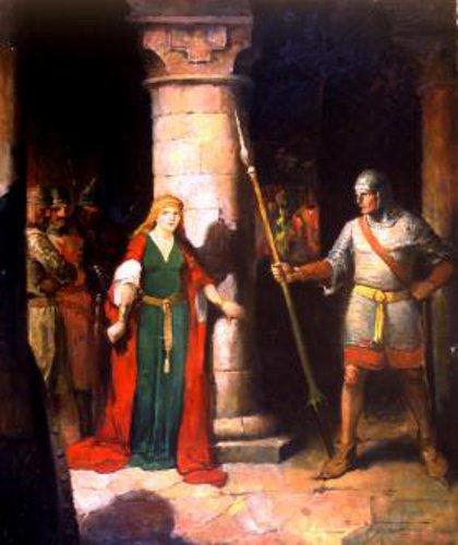 Ivanhoe - Rowena