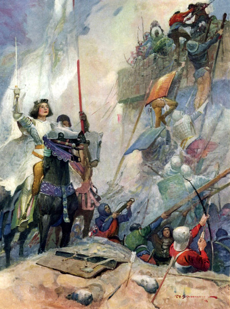 "Joan Of Arc - ""France And St. Denys!"""