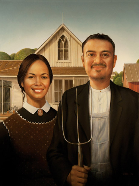 Mexican American Gothic