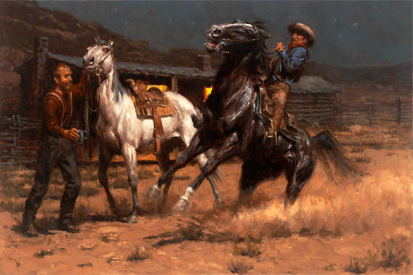 Midnight Pony Express