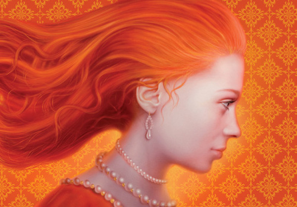 Red-Head Princess