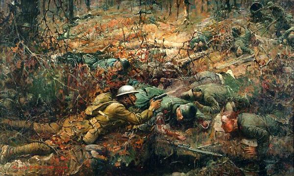 All American - Sgt. Alvin York