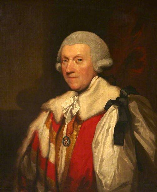 Arthur Acheson, 2nd Viscount 1st Earl Of Gosford