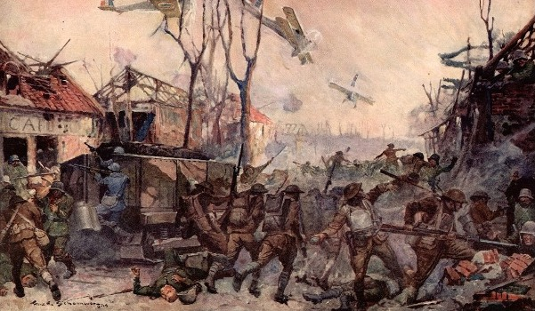 Battle Of Cantigny