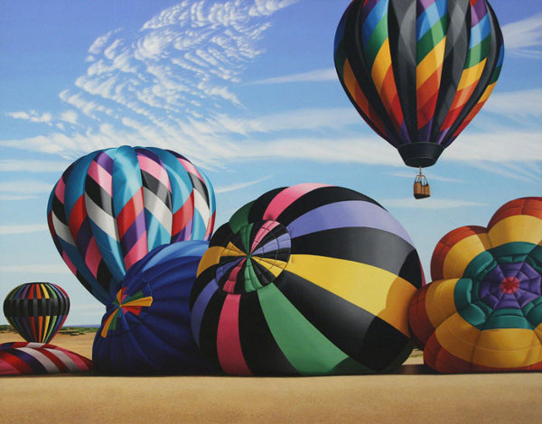 Beach Ballooning