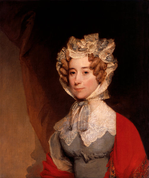 Louisa Catherine Johnson Adams (Mrs. John Quincy Adams)