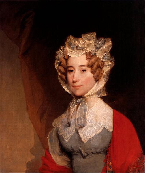 Louisa Catherine Johnson Adams (Mrs. John Quincy Adams)