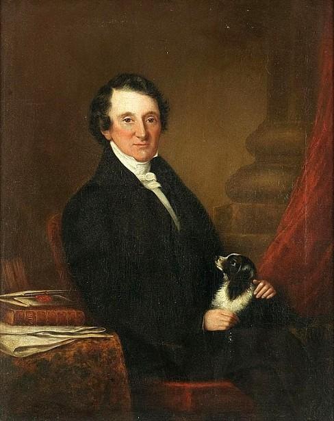 Thomas Benjamin Adair