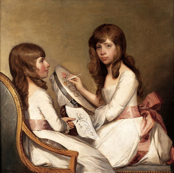 Anna Dorothea Foster And Charlotte Anna Dick