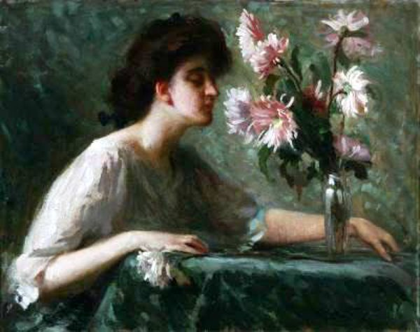 Chrysanthemum Girl