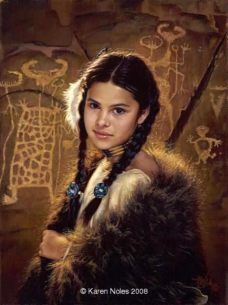 Daughter Of The Wind River
