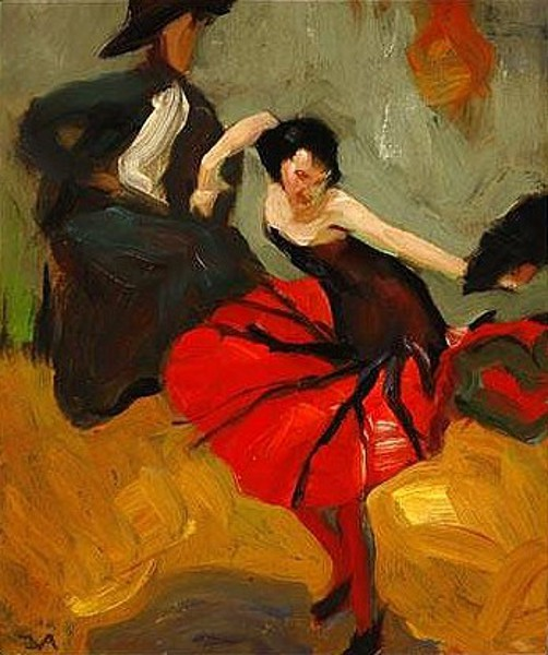 Elizabeth Dances