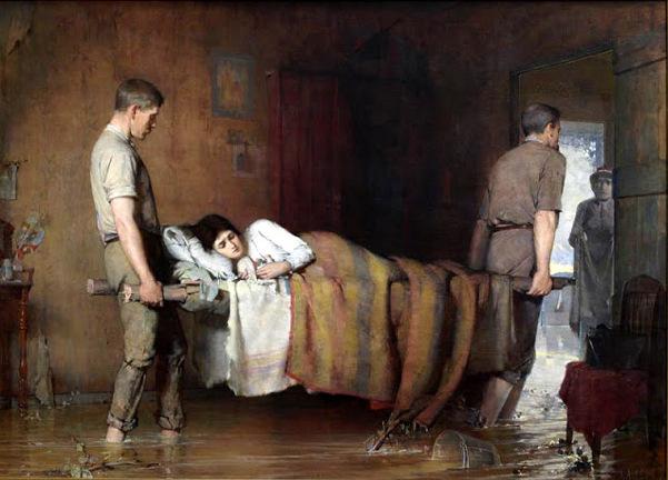 Flood Sufferings