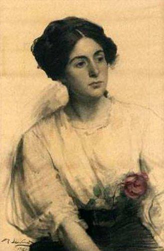 Gertrude, Artist's Wife