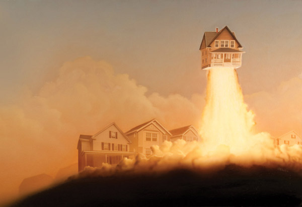 Lift-Off - When Will The Housing Market Take-Off Again