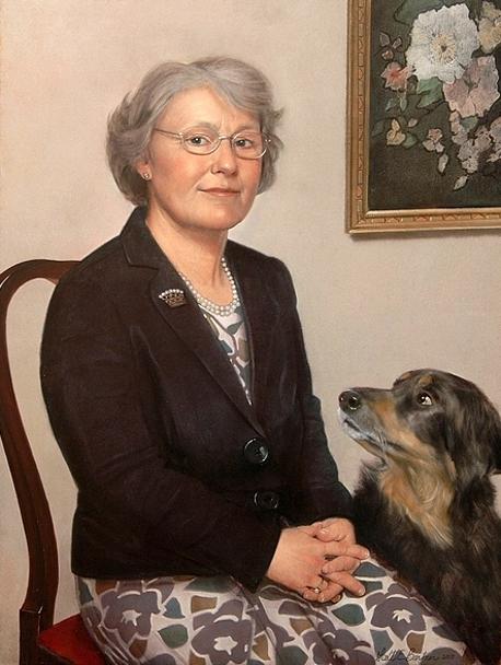 Louke Baroness van Hovell