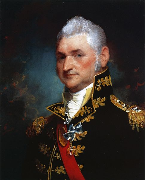 Major-General Henry Dearborn