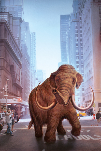 Mammoth In New York
