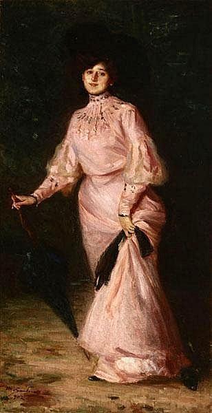 Miss Doris Jeffrey Of San Francisco