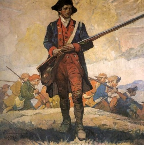 Revolutionary War Hero