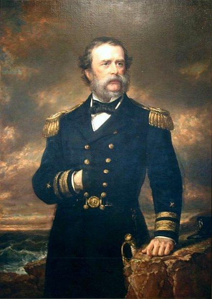 Samuel Francis Du Pont, American Naval Officer