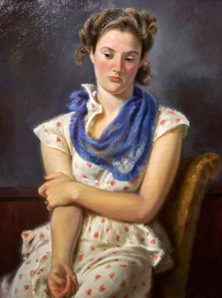 Welsh Girl