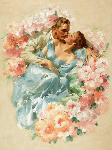 Cashmere Bouquet ad