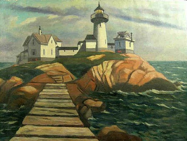 Eastern Point, Massachusetts, Lighthouse